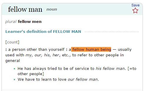 fellowman